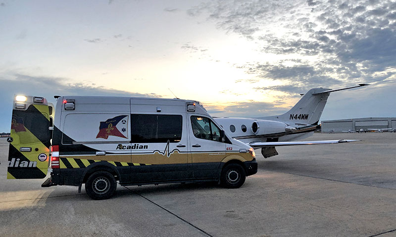 Michigan Air Ambulance Services Aero Med Express