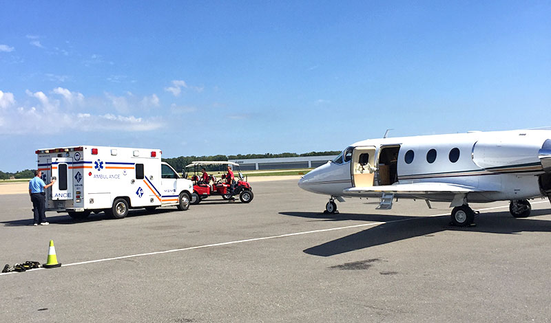 Minnesota Air Ambulance Services Aero Med Express