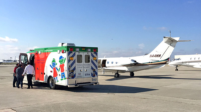 Ohio Air Ambulance Services Aero Med Express